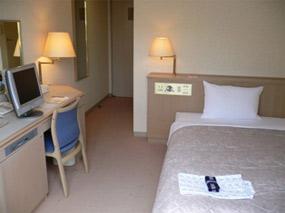 アーバンポートホテル鹿児島(平成28年9月1日より ホテルリブマックス鹿児島)/客室