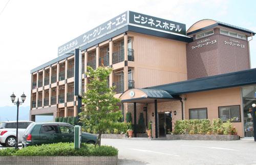 ビジネスホテル ウィークリー・オーエヌ/外観
