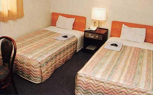 ビジネスホテル三国 <五島・福江島>/客室