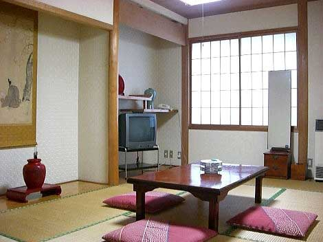 伊勢屋旅館 <新潟県>/客室