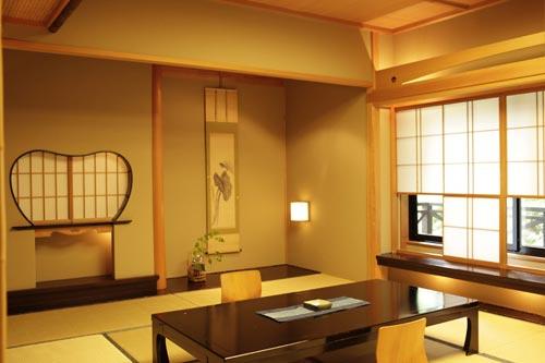 妙見石原荘/客室