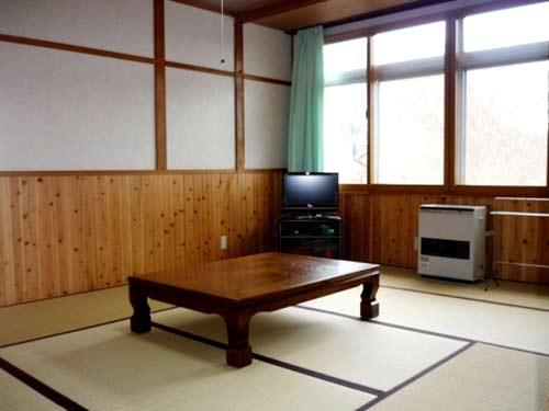 蔵王エコー山荘/客室