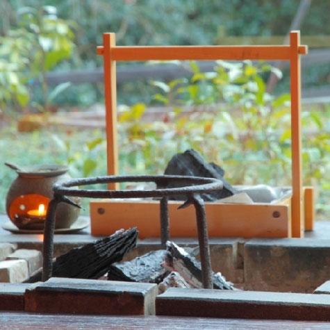 清流沿いに佇むお抹茶薫る湯宿 旬彩 つりばし/客室
