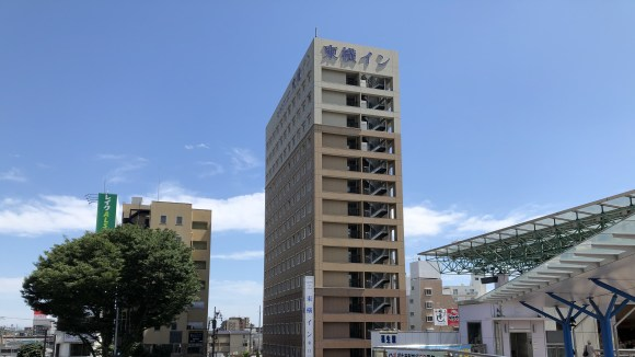 東横イン福生駅前東口/外観