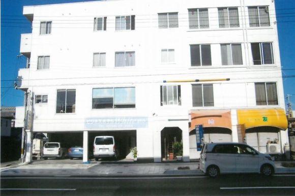 ビジネスホテル ホワイト/外観