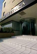 シティホテル ユタカ/外観