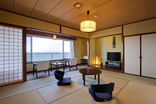 セラピーリゾート伊勢志摩/客室