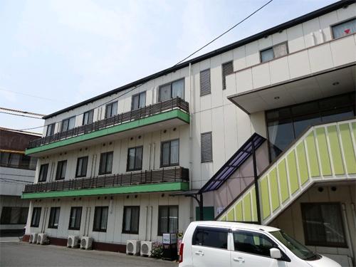 鴨方グリーンホテル/外観