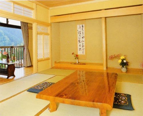 長若山荘/客室