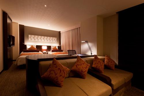 ANAクラウンプラザホテル長崎グラバーヒル/客室