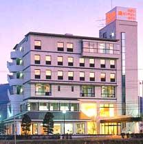あさひセンチュリーホテル/外観