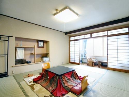 新潟屋旅館 <群馬県>/客室