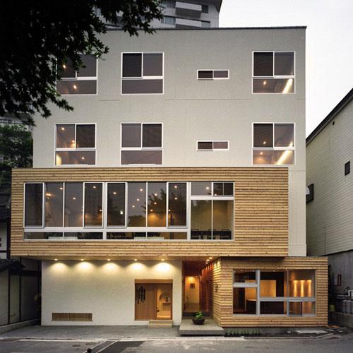 草津温泉 綿の湯 草津ホテル別館/外観