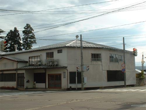 丹尾旅館/外観