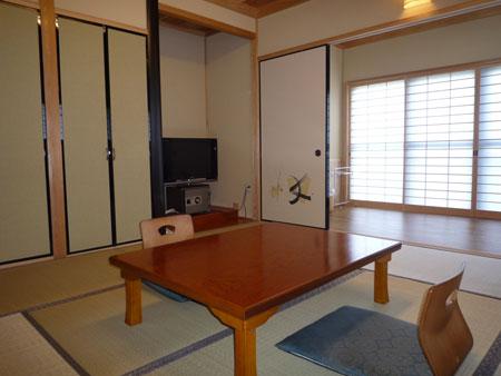 菊池温泉 観光旅館 城山荘/客室