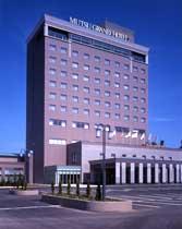 むつグランドホテル 斗南温泉/外観