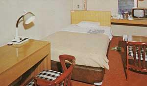 三原ステーションホテル/客室
