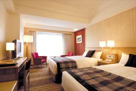 ホテル日航ノースランド帯広/客室