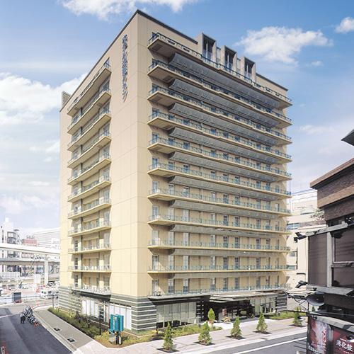 ホテル法華クラブ大阪/外観