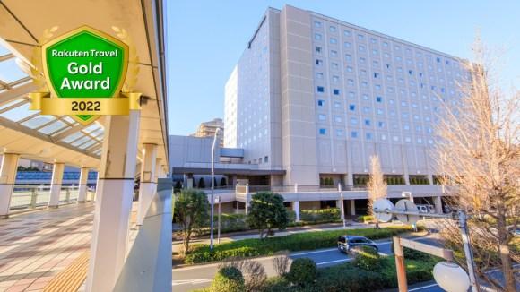 オリエンタルホテル東京ベイ/外観