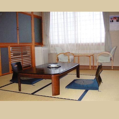 かみおか温泉 嶽の湯/客室