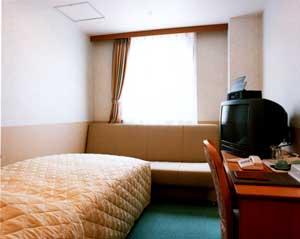 丘のホテル/客室
