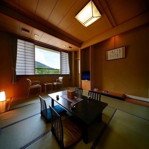 蔵王温泉 蔵王・和歌(うた)の宿 わかまつや/客室