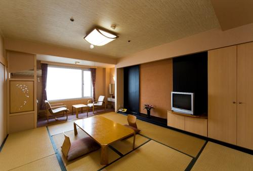 青島温泉 青島グランドホテル/客室