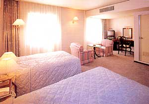 ホテルグランドパレス諫早/客室