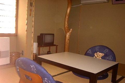 ペンション クリスクロス/客室
