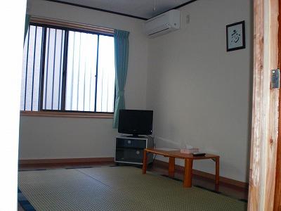 素泊り民宿とまり <屋久島>/客室