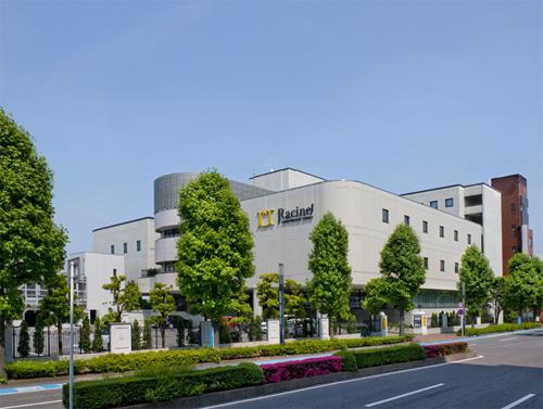 ホテル ラシーネ新前橋/外観