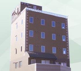 ホテル一晃イン/外観