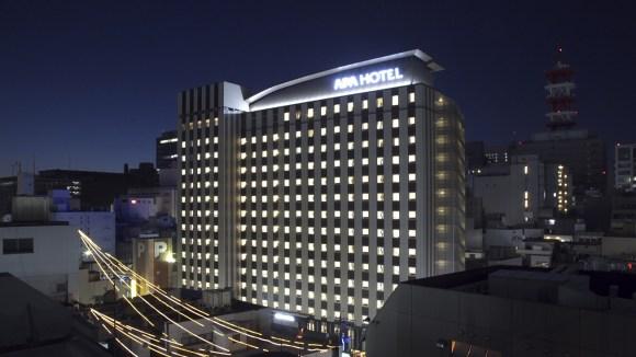 アパホテル<名古屋栄>/外観