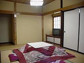 ロッヂ山美響/客室