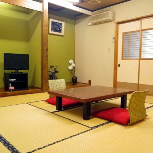 三川温泉 新かい荘/客室
