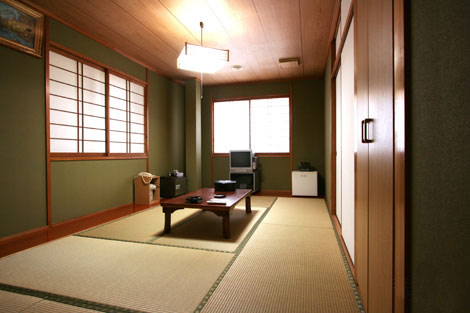 御所温泉 観光ホテル/客室