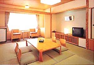 草津温泉ホテルリゾート(イー・ホリデーズ提供)/客室