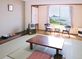 夕映えの宿 国民宿舎 桂田/客室
