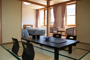 聖山パノラマホテル/客室