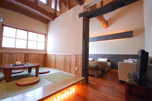 ハーブの宿 檪(Kunugi)/客室