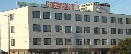 ゆたか旅館奈良輪館/外観
