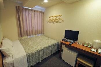 岡山ユニバーサルホテル別館(ユニバーサルホテルチェーン)/客室