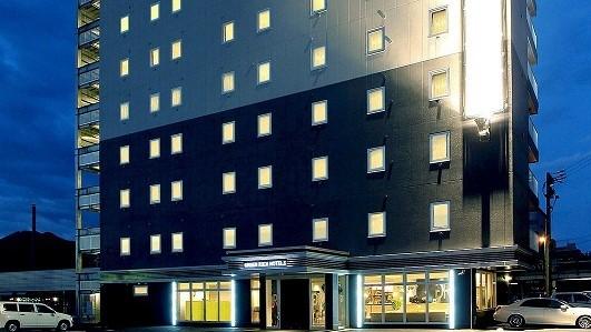 グリーンリッチホテル山口湯田温泉/外観