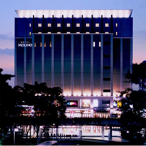 ホテルモリノ新百合丘/外観