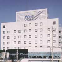 ホテル ユタカウイング/外観