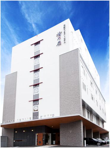 博多サンライトホテル檜乃扇/外観