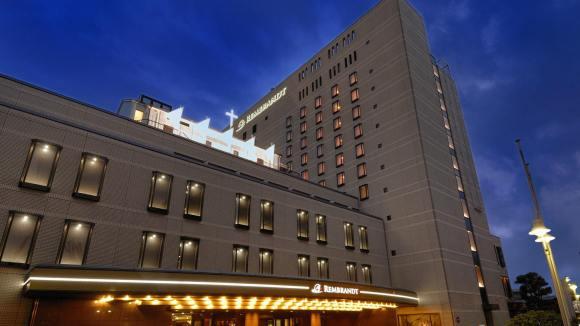 レンブラントホテル厚木/外観