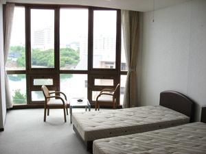 ホテルフリーゲート白浜/客室