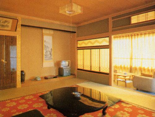 山七旅館/客室